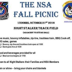 The 2016 NSA Picnic