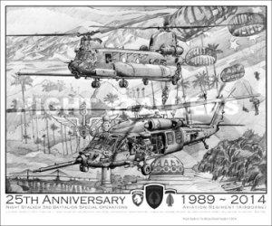3rd Battalion, 160th SOAR(A) -- 25th Anniversary
