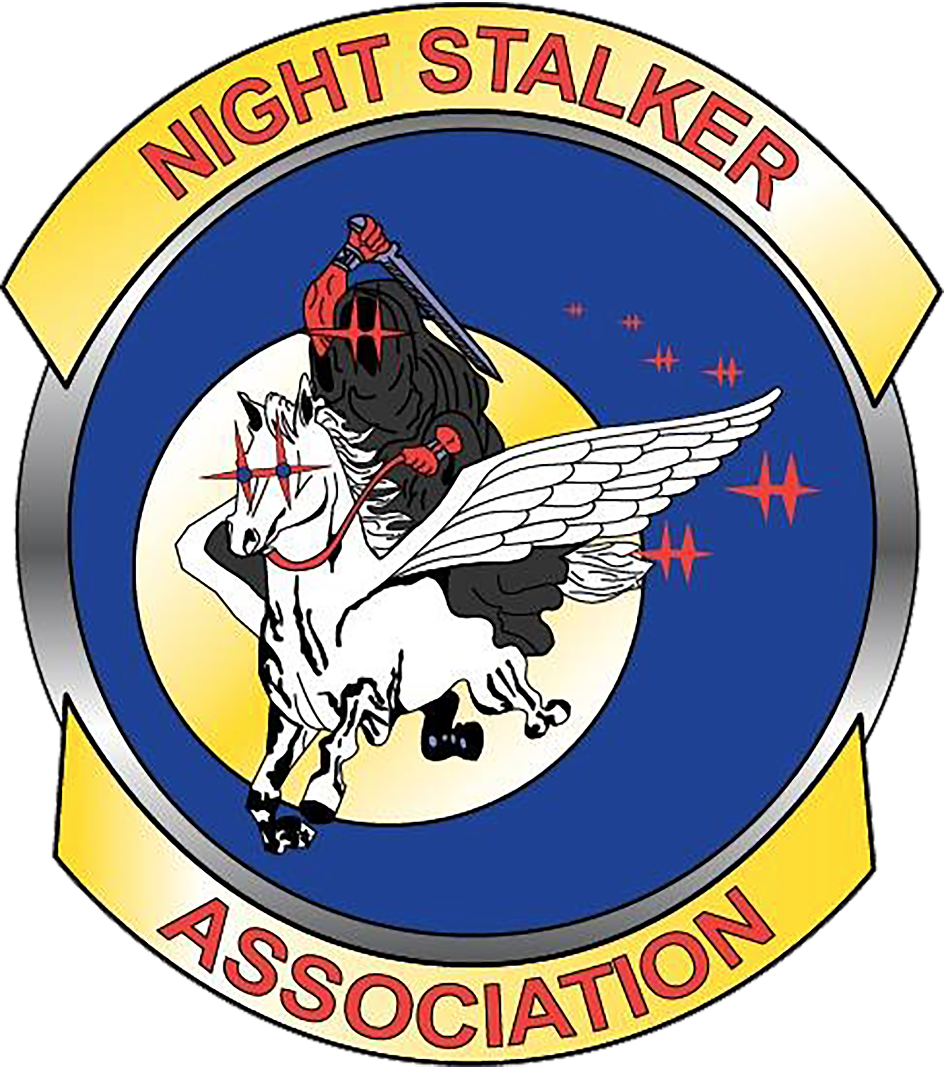 Night Stalker Association Badge