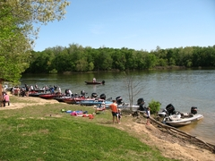 NSA Bass Tournament 2014