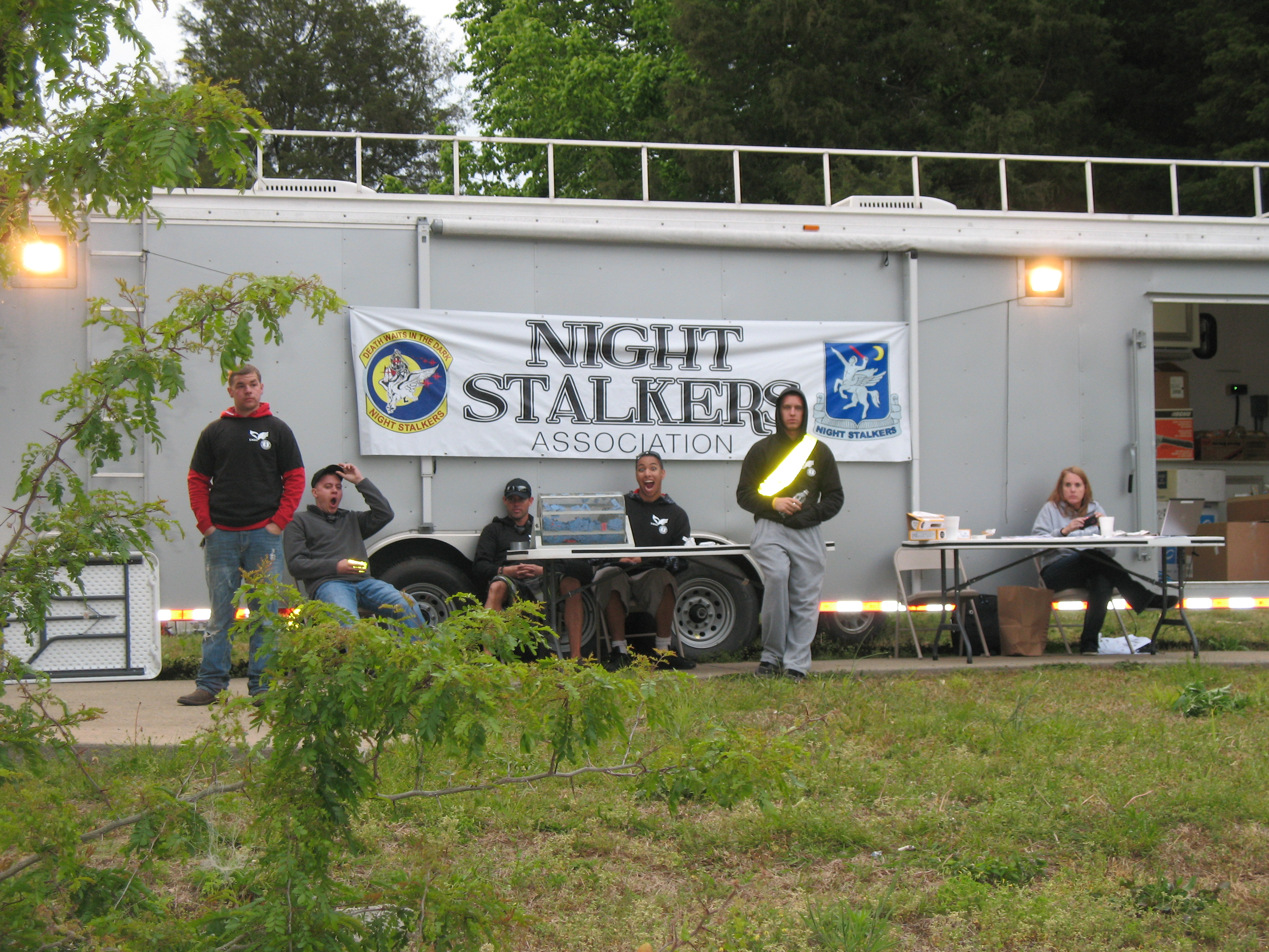 NSA Bass Tournament 2013